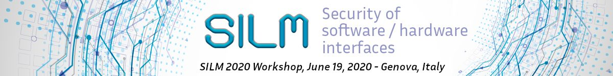 SILM 2020 Workshop